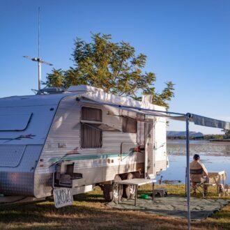 Revêtements de sol pour caravanes et mobil-homes
