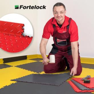Comment installer les plinthes Fortelock ? C'est facile