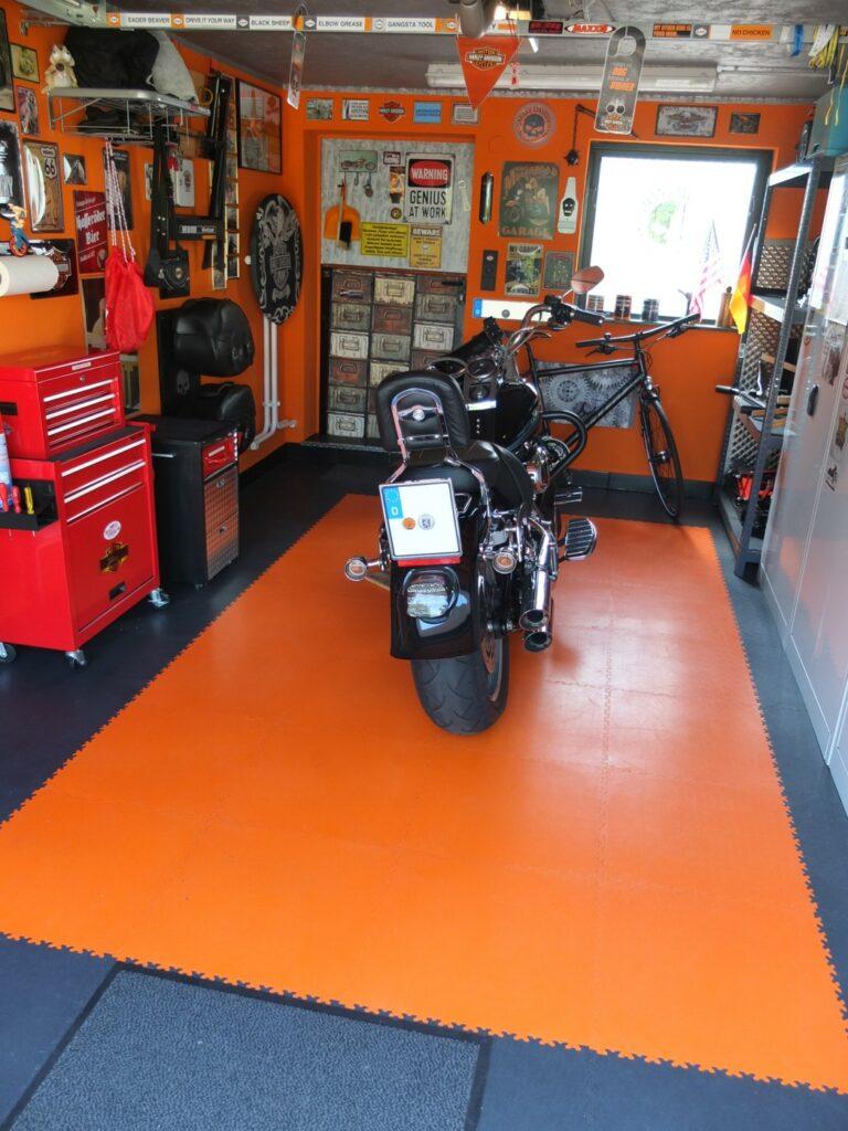 Garage, Allemagne