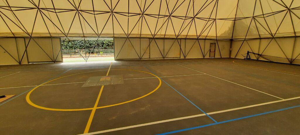 Palais des sports, Italie